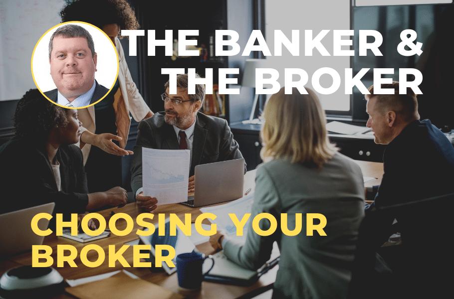 Choosing your Broker