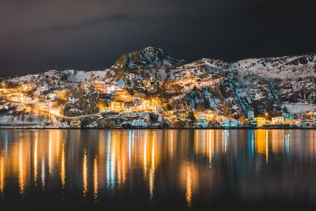 winter in newfoundland